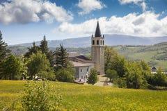 Italien, Emilia Romagna, das Dorf Stockfotos