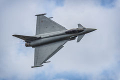 Italien Eurofighter Typhoon Image libre de droits