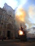 Italien Florence, Royaltyfri Fotografi