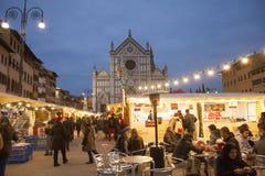 Italien, Florenz, Stockbild