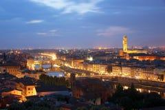 Italien, Florenz, Toskana, Lizenzfreies Stockbild