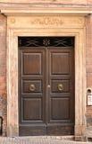 Italien front door Royalty Free Stock Photos