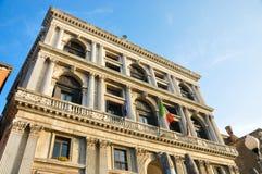 Italien-Gebäude Stockbild