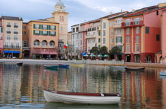 Italien i Orlando, Florida! arkivfoto