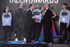 Italy : Italian Fashion Talent Awards, Defile` emerging fashion designers