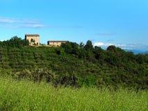 Italien-Landschaft stockbilder
