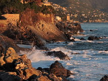Italien-Landschaft Lizenzfreie Stockbilder
