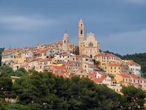 Italien - Ligurien, Cervo Lizenzfreies Stockbild