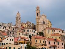 Italien - Ligurien, Cervo Lizenzfreies Stockfoto