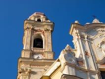 Italien - Ligurien, Cervo Lizenzfreie Stockfotografie