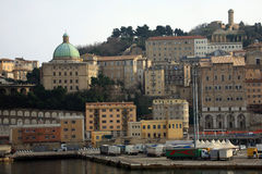 Italien, Marken, Ancona Lizenzfreies Stockbild