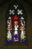 Italien - NAPOLI - kyrkan av Santa Chiara Fotografering för Bildbyråer