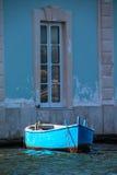 Italien - NAPOLI - Lago fusaro, Casina Vanvitelliana Arkivfoto