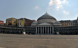 Italien, Neapel, Lizenzfreie Stockfotos