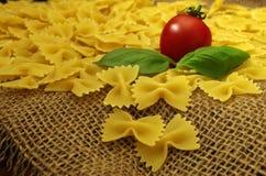 Italien pasta farfalle Royalty Free Stock Image