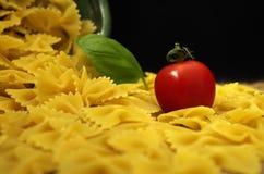 Italien pasta farfalle Stock Photography