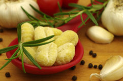 Free Italien Pasta Gnocchi Stock Photos - 61910413