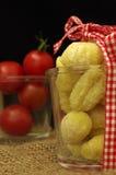 Italien pasta gnocchi Stock Photos