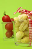 Italien pasta gnocchi Royalty Free Stock Photography