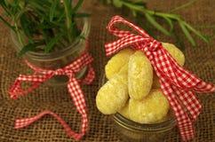 Italien pasta gnocchi Royalty Free Stock Photos