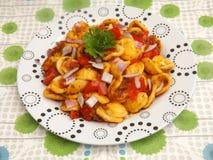 Italien Pasta Stock Image