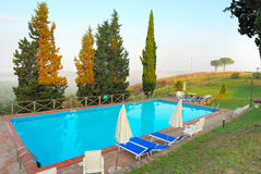 Italien pool no.1 Royalty Free Stock Image