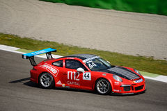 Italien Porsche Carrera 911 tasses à Monza Photo libre de droits