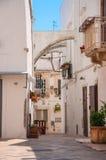 Italien Puglia Locorotondo Stockfoto
