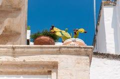 Italien Puglia Locorotondo Lizenzfreie Stockfotografie