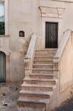 Italien Puglia Martina Franca Stockfotos