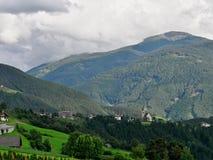 Italien-Rodeneck stockfoto