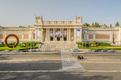 Italien - Rom - GNAM-Museum Stockfoto
