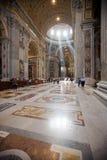 Italien, Rom, Str. peter?s Kathedrale stockbild
