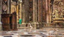 Italien - Rom - Zeremonie Lizenzfreie Stockfotografie