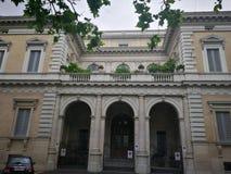 Italien Roma byggnader Royaltyfria Bilder