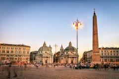 Italien Rome Fotografering för Bildbyråer