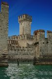 Italien Sirmione Royaltyfri Bild
