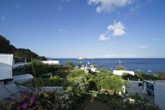 Italien Sizilien, äolische Inseln, Panarea lizenzfreie stockfotos