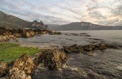 Italien, Sizilien, San Vito Lo Capo Lizenzfreies Stockfoto
