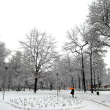 Italien 2012 Solari-Park Lizenzfreies Stockfoto