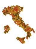 Italien - Teigwaren Stockbild