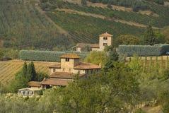 Italien, Toskana stockbild