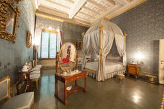 Italien, Toskana, Florenz, Petraia-Landhaus Lizenzfreies Stockfoto