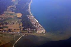 Italien, Toskana, Marina di Pisa stockbild
