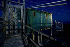 Italien Trabucco Image libre de droits