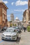 Italien Tuscany, Pisa, Pisa domkyrka arkivfoton
