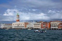 Italien - Venedig Arkivbild