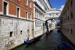 Italien - Venedig Lizenzfreie Stockbilder