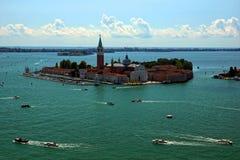 Italien - Venedig Arkivfoton