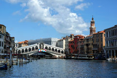 Italien - Venedig Stockfoto